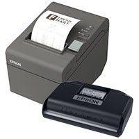 Kit SAT Fiscal Epson A10 + Impressora de Cupom Epson TMT-20