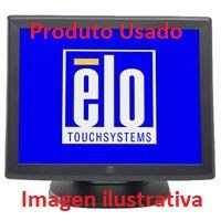 Monitor Touch LCD 15 ET1515L - Elo Touch Solutions - USADO
