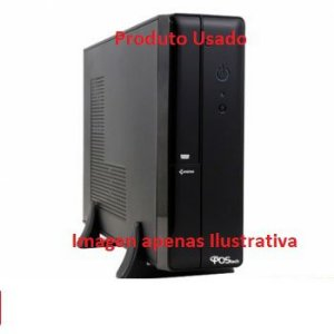 POStech - Desktop POS212-1102  - USADO