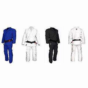 Kimono Jiu Jitsu Trançado Reforçado Adulto Marca Aranha