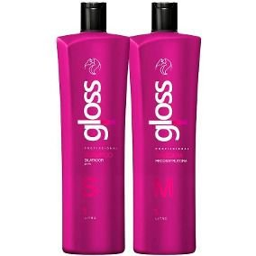 Fox Gloss Escova Progressiva 2x1000ml