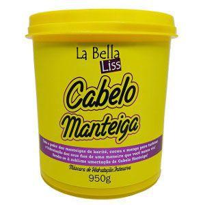 Cabelo Manteiga La Bella LISS