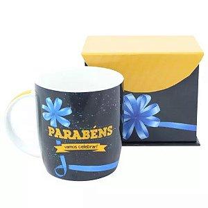 Caneca Parabéns