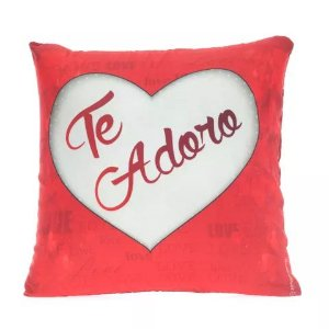 Almofada 40x40 - Te Adoro