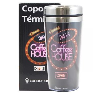 Copo Térmico - Coffee House 24H