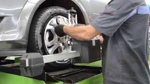 ALINHAMENTO DE DIREÇÃO À LASER laser de veículos pick-ups (dianteira)