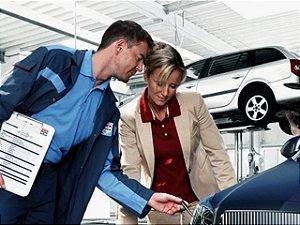 AGENDE SUA REVISÃO de garantia (revisão por kilometragem, seguindo manual do veículo)