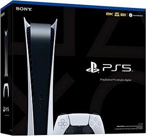 PlayStation 5 825GB SSD Digital Edition