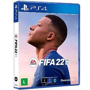 Fifa 2022 Ps4 Mídia Física