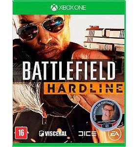 Battlefield: Hardline (Totalmente em Português) - Xbox One