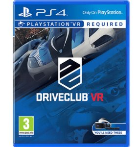 Driveclub Vr - PlayStation 4