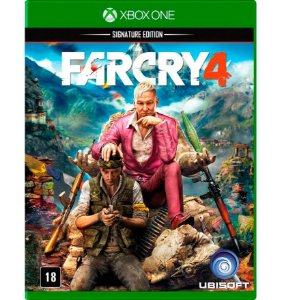 Far Cry 4: Signature Edition - Xbox One