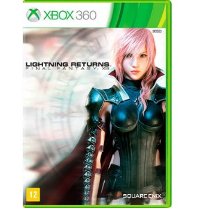 Final Fantasy XIII Lightning Returns - Xbox 360
