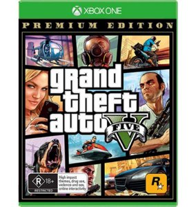 GTA V Premium Edition - Xbox One