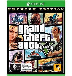 GTA V Premium Edition - Xbox One