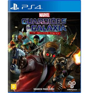 Guardiões da Galaxia - PlayStation 4
