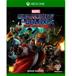 Guardiões da Galaxia - Xbox One