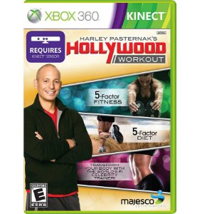 Harley Pasternaks Hollywood Workout - Xbox 360