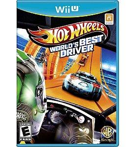 Hot Wheels: O Melhor Piloto do Mundo - Nintendo Wii U
