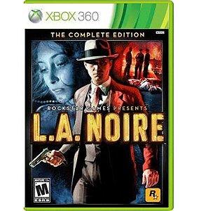 L.A. Noire - The Complete Edition - Xbox 360