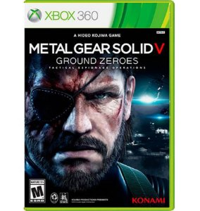 Metal Gear Solid V: Ground Zeroes - Xbox 360