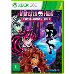 Monster High - O Novo Fantasma da Escola - Xbox 360