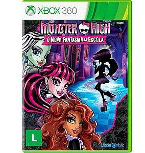 Monster High - O Novo Fantasma da Escola - Xbox 360