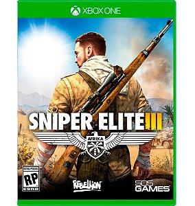 Sniper Elite III - Xbox One