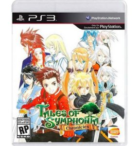 Tales of Symphonia - Chronicles - PlayStation 3