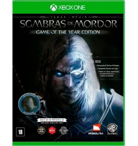 Middle Earth: Shadow of Mordor - Game of The Year Edition - Xbox One
