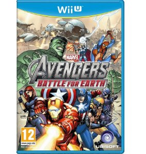 The Avengers: Battle for Earth - Nintendo Wii U