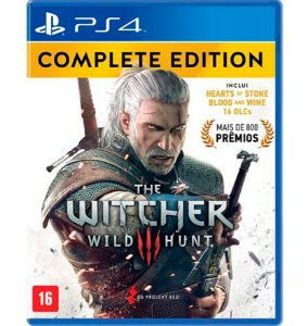 The Witcher 3 Wild Hunt Complete Edition - PlayStation 4