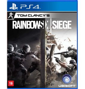 Tom Clancy's Rainbow Six: Siege - PlayStation 4