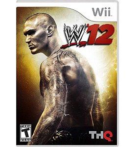 WWE 12 - Nintendo Wii