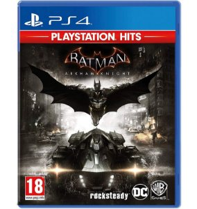 Batman Arkham Knight Hits - PlayStation 4