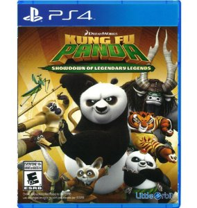 Kung Fu Panda Showdown of Legendary Legends - PlayStation 4