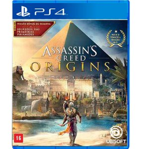Assassin's Creed Origins - Playstation 4