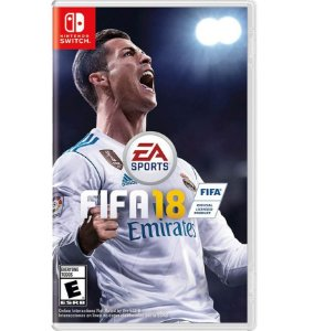 Fifa 18 - Nintendo Switch