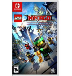 LEGO NinjaGo The Movie - Nintendo Switch