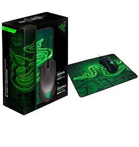 Mouse Razer Abyssys 1800DPI + MousePad Control - PC