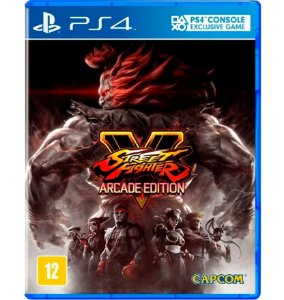 Street Fighter V: Arcade Edition - PlayStation 4