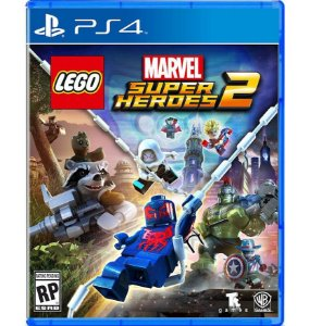 LEGO Marvel Super Heroes 2 - PlayStation 4