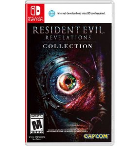 Resident Evil - Revelations Collection  - Nintendo Switch