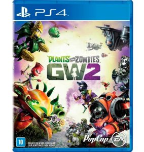 Plant vs Zombieis GW 2 - PlayStation 4