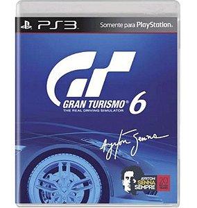 Gran Turismo 6 - PlayStation 3