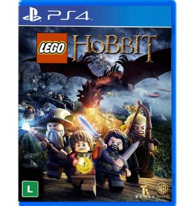 LEGO O Hobbit - PlayStation 4