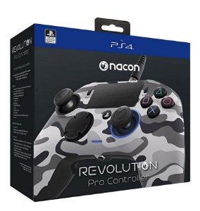 Nacon Revolution Pro Controller Camuflado - PlayStation 4