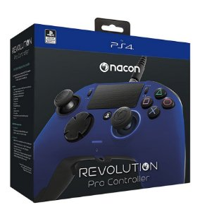 Nacon Revolution Pro Controller Azul- PlayStation 4