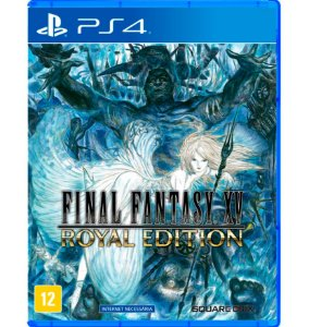 Final Fantasy XV: Royal Edition - PlayStation 4