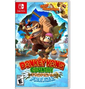 Donkey Kong Country Tropical Freeze - Nintendo Switch